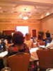 AICI国際イメージコンサルタントのカンファレンスの模様です。