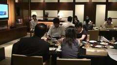 近畿日本ツーリスト ラグゼサロン様にてディナー講演