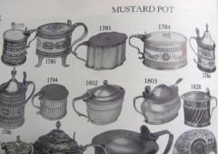 ヴィクトリアン時代の茶道具 ⑧
