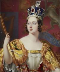 ヴィクトリア女王の正統派ティーパーティの開き方①