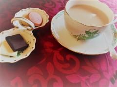 紅茶のマリアージュ~チョコレートで検証~②